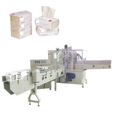 Facial Tissue Converting Machine