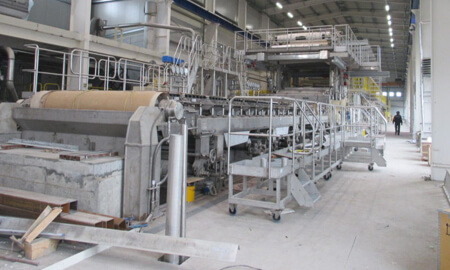 Liner and Medium Paper Machine