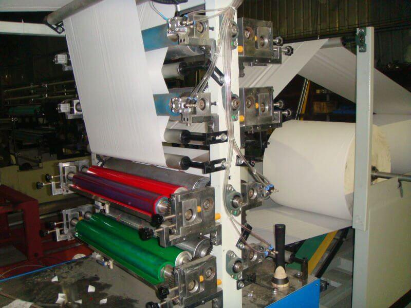 Napkin Tissue Converting Machine