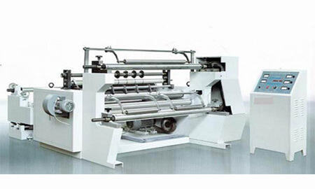 Paper Rewinder Machine