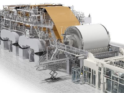 Tissue Paper Machine
