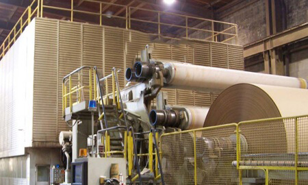 Liner and Medium Paper Machine