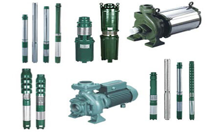 Different Types of Pumps