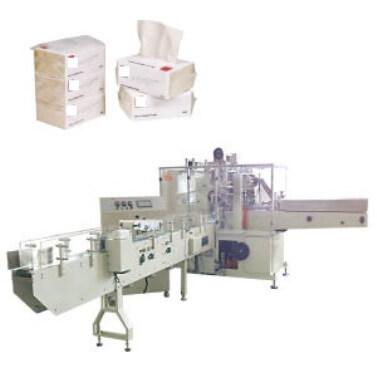 Facial Tissue Converting Machine