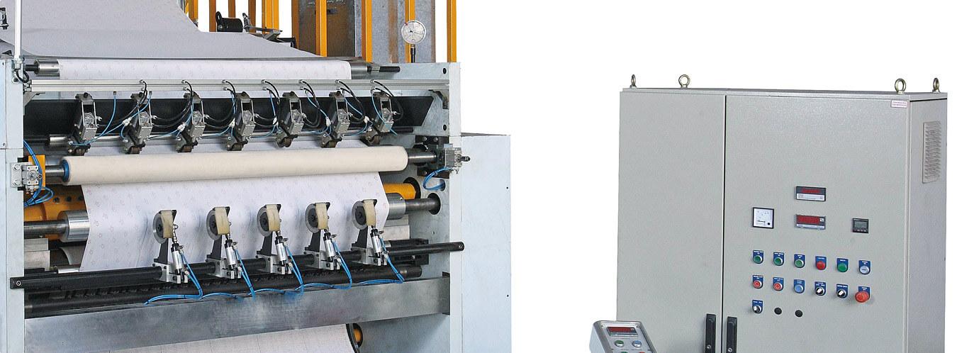 Pocket / Wallet Tissue Converting Machine