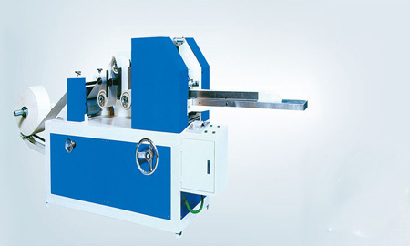 Wallet Tissue Converting Machine