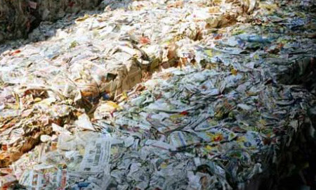 Re-Cycle Paper for Re-use