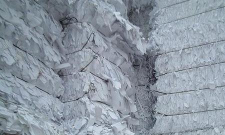 Hard White Envolop Cutting