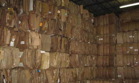 Old Corrugated Containers