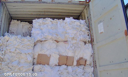 Tissue Waste